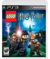 LEGO Harry Potter Years 1-4 [русская документация] (PS3)